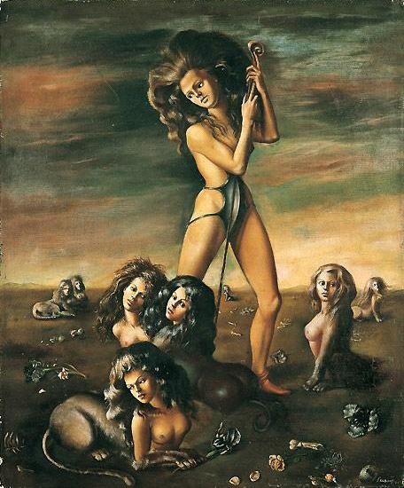 La pastorella delle sfingi, 1941