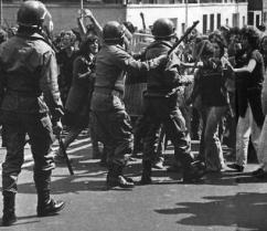 Manifestazione Femminista Italia 1977